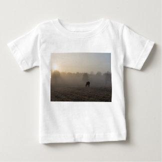 国の朝 ベビーTシャツ