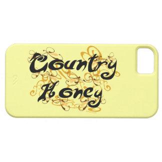国の蜂蜜のiPhone 5の場合 iPhone SE/5/5s ケース