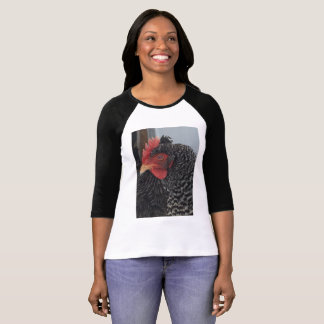 国の雌鶏 Tシャツ