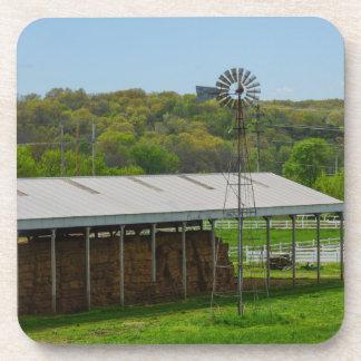 国の風車 コースター