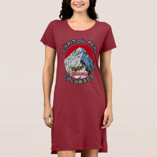 国会議事堂のピーク、コロラド州 ドレス