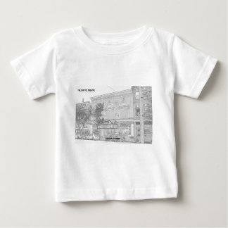 国会議事堂の劇場-メーコン、ジョージア ベビーTシャツ
