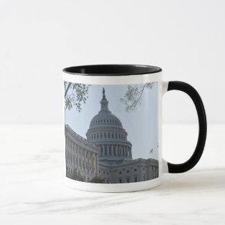 国会議事堂の建物 マグカップ