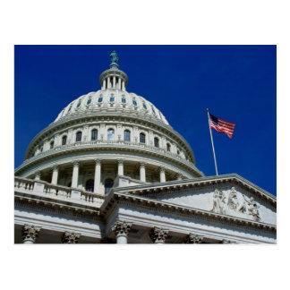 国会議事堂の建物、ワシントン州、米国 ポストカード