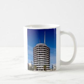 国会議事堂はタワーのLAを記録します コーヒーマグカップ