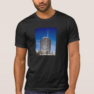 国会議事堂はタワーのLAを記録します Tシャツ