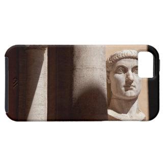 国会議事堂博物館、皇帝コンスタンチーヌのバストの顔 iPhone 5 ケース