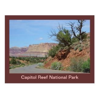 国会議事堂礁の国立公園 ポストカード