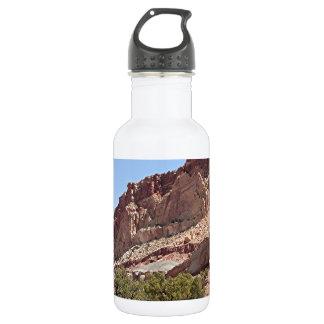 国会議事堂礁の国立公園、ユタ、米国12 ウォーターボトル