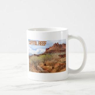 国会議事堂礁 コーヒーマグカップ