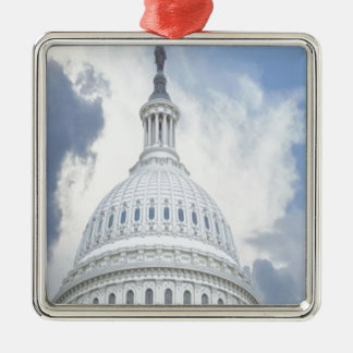 国会議事堂米国 メタルオーナメント