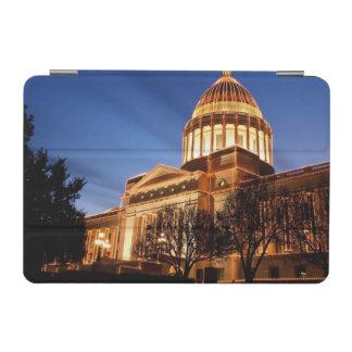 国会議事堂、リトルロックのクリスマスの照明 iPad MINIカバー