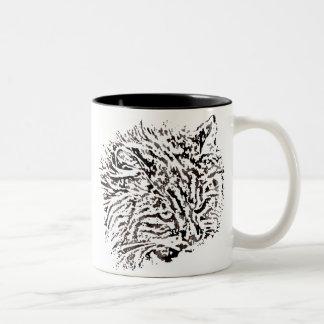 国内トラのマグ ツートーンマグカップ