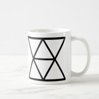 国内外交官LEJ/Logo 11ozのマグ コーヒーマグカップ