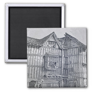 国内建築1791年 マグネット