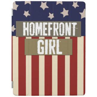 国内戦線のGirl™のブランドのiPad 2/3/4カバー iPadスマートカバー