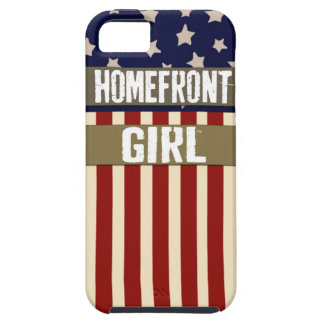国内戦線のGirl™のブランドのiPhone 5/5Sの例 iPhone SE/5/5s ケース