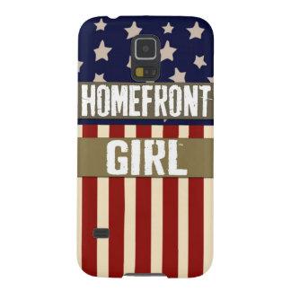 国内戦線のGirl™のブランド Galaxy S5 ケース