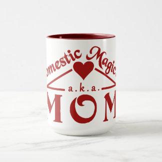 国内手品師のカスタムなマグ-スタイルを選んで下さい マグカップ