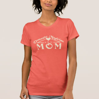 国内手品師のカスタムなワイシャツ-スタイルを選んで下さい Tシャツ
