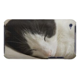国内猫の睡眠のポートレートの詳細 Case-Mate iPod TOUCH ケース