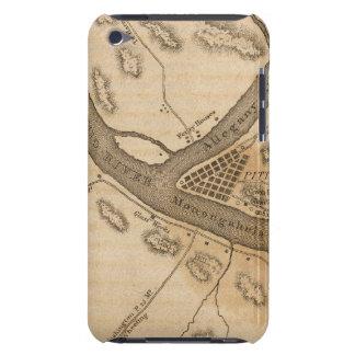 国円形のピッツバーグの眺め Case-Mate iPod TOUCH ケース