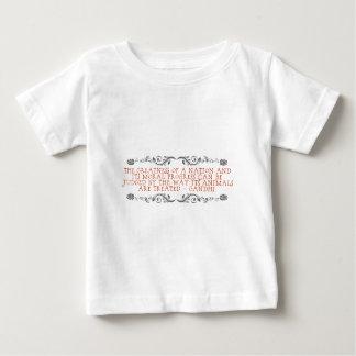 国家の偉大さ ベビーTシャツ