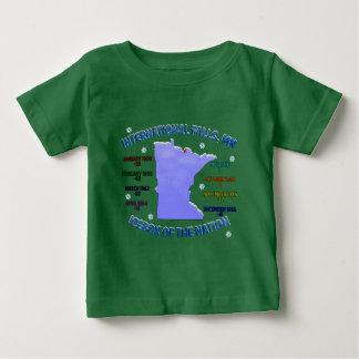国家の冷蔵庫 ベビーTシャツ