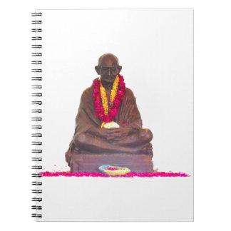 国家インドのMahatma Gandhiの父 ノートブック