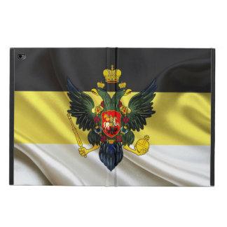 国家主義的なロシアの旗の生地 POWIS iPad AIR 2 ケース