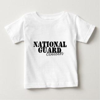 国家警備隊のいとこ ベビーTシャツ