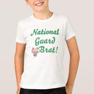 国家警備隊のがき Tシャツ