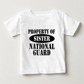 国家警備隊の姉妹の特性 ベビーTシャツ