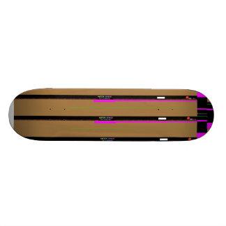 国家: 宇宙002-B-2011 21.6CM オールドスクールスケートボードデッキ
