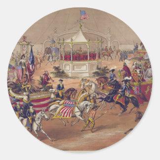 国家(1875年)の議会 ラウンドシール