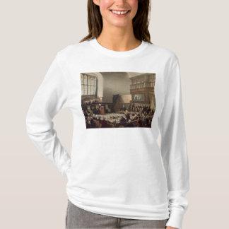 国庫の裁判所、ウエストミンスターホール Tシャツ
