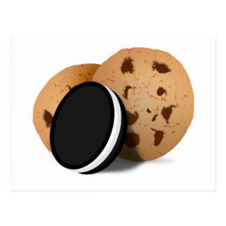 国民のクッキー月 ポストカード