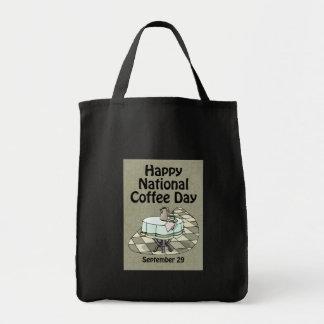 国民のコーヒー日9月29日 トートバッグ