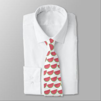 国民のスイカ日のピンクはスイカのタイをスライスしました オリジナルタイ