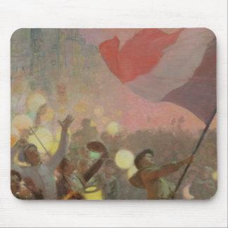 国民のフェスティバルの記憶、1895年 マウスパッド