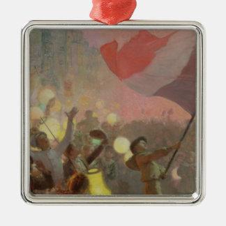 国民のフェスティバルの記憶、1895年 メタルオーナメント