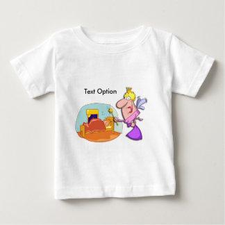 国民の歯の妖精日2月28日 ベビーTシャツ