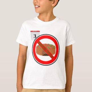 国民のFruitcakeのトス日! Tシャツ