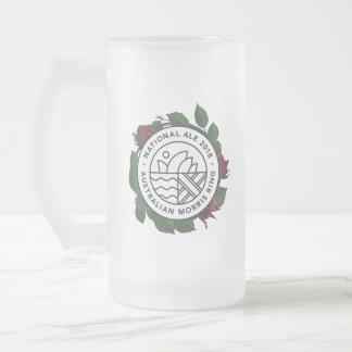 国民のMorrisのエールガラスのTankard フロストグラスビールジョッキ