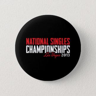 国民は選手権ラスベガス2013年を選抜します 缶バッジ