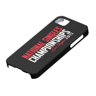 国民は選手権ラスベガス2013年を選抜します iPhone SE/5/5s ケース