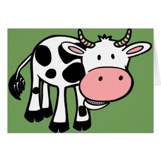 国牛挨拶状 カード