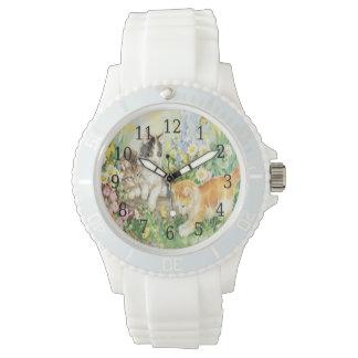 国猫の腕時計 腕時計