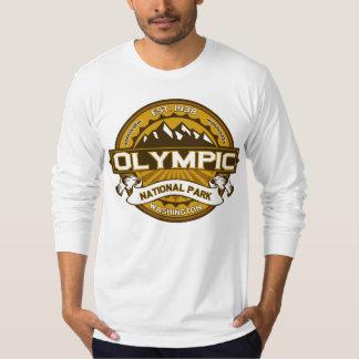 国立公園のGoldenrodのロゴ Tシャツ