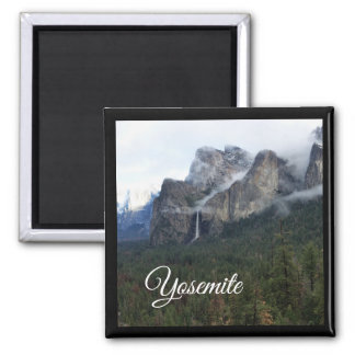 国立公園-ヨセミテの磁石 マグネット